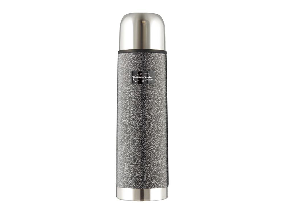 Термос из нерж. стали тм ThermoCafe HAMFK- 500, 0.5L, серый