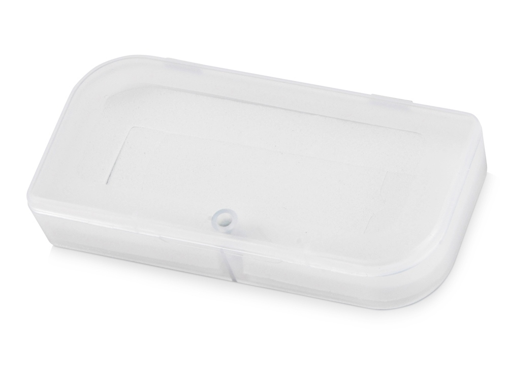 Подарочная коробка для флеш-карт Бокс, белый