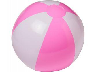 Пляжный мяч Palma, розовый/белый