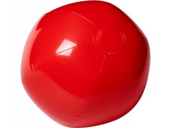 Мяч пляжный Bahamas, красный