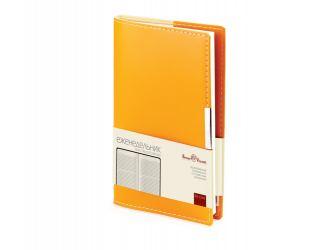 Еженедельник недатированный А6 Metropol, оранжевый