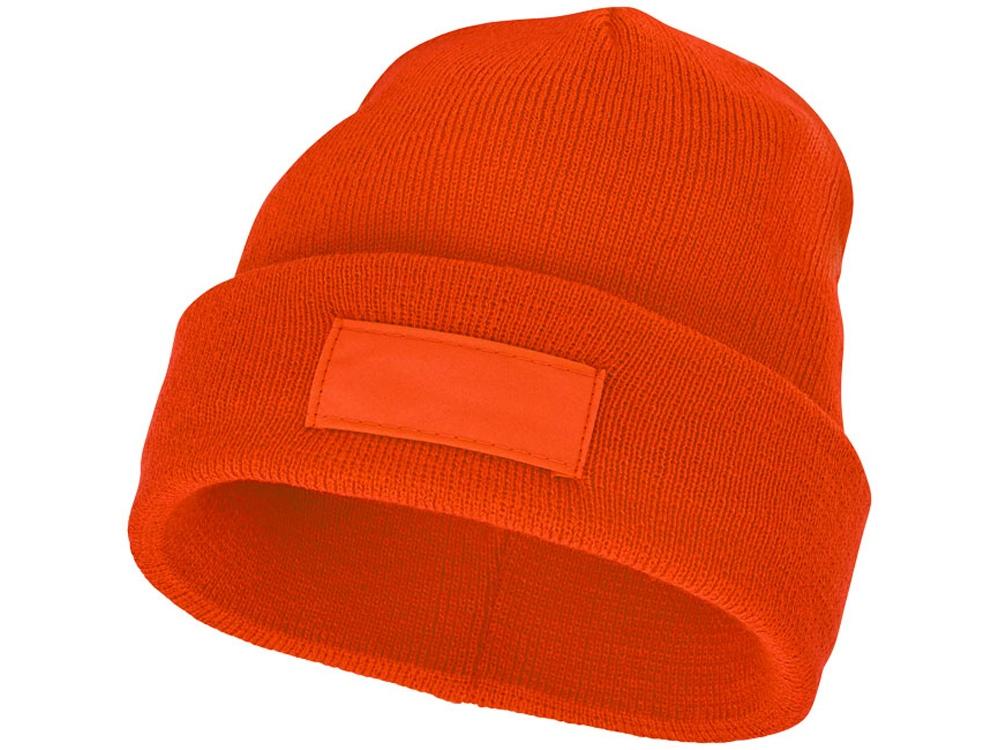 Шапка Boreas с нашивками, оранжевый