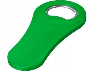 Магнитная открывалка для бутылок Rally, зеленый