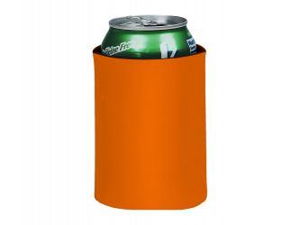 Складной держатель-термос Crowdio для бутылок, оранжевый