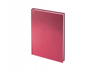 Ежедневник недатированный А5 Ideal New, бордовый