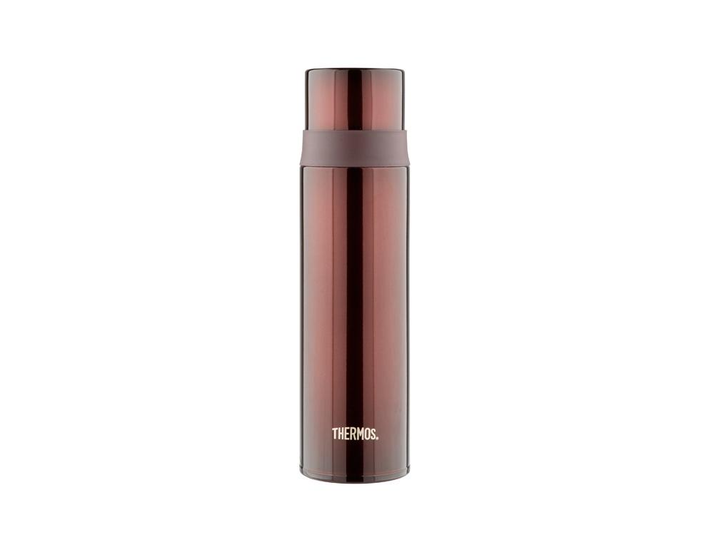 Термос из нерж. стали тм THERMOS FFM-500-BW SS Vac. Insulated Flask,500ml, коричневый