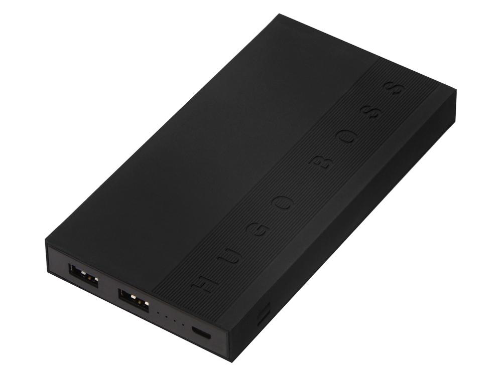 Портативное зарядное устройство Edge Black, 10000 mAh