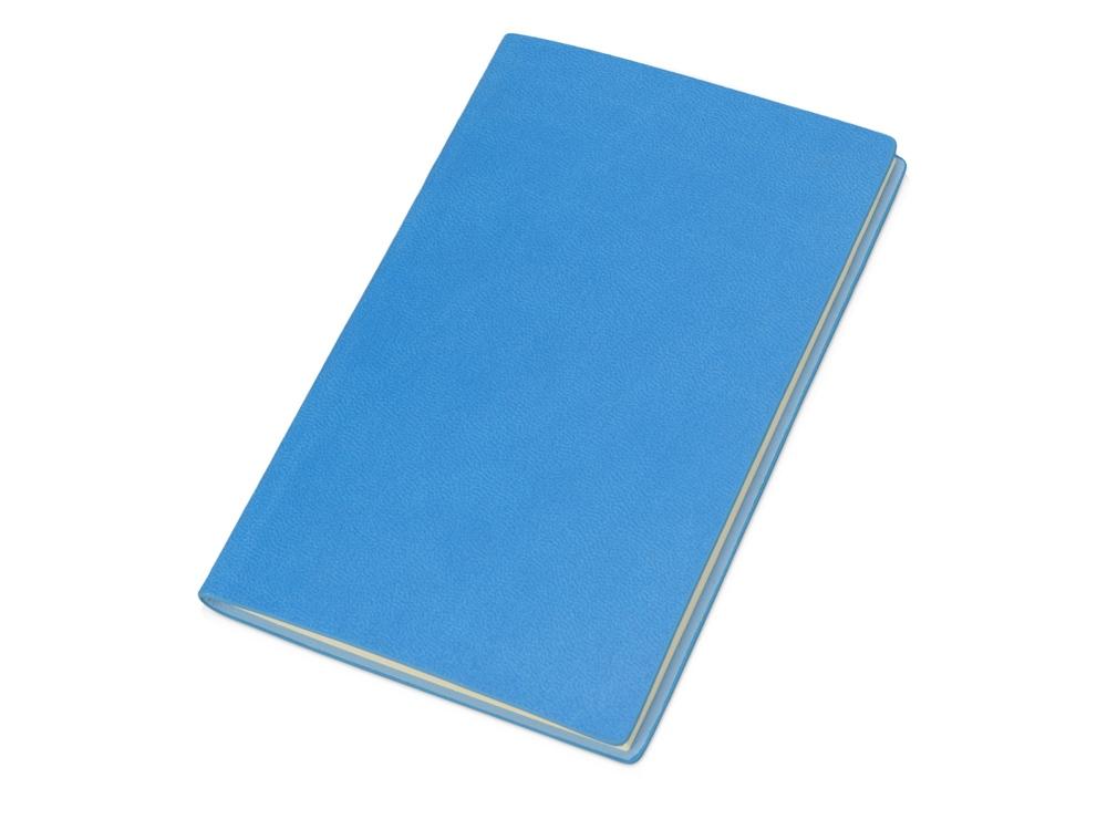 Блокнот А6 Riner, голубой