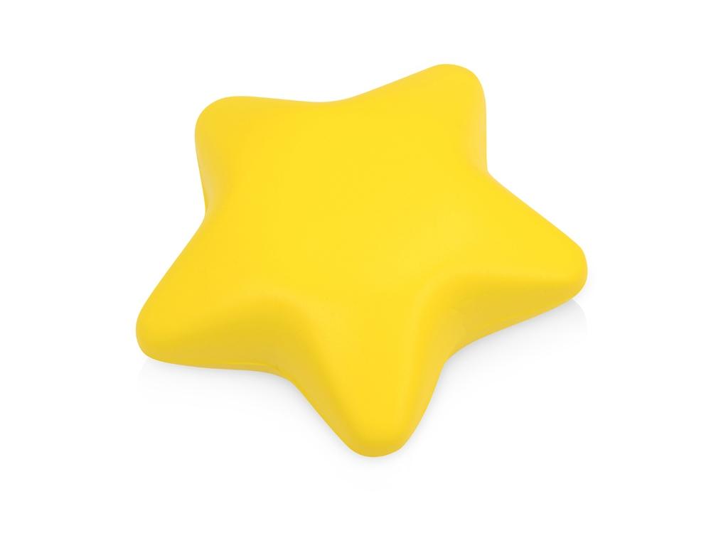 Антистресс Звезда, желтый
