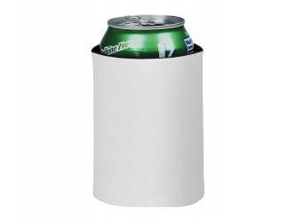 Складной держатель-термос Crowdio для бутылок, белый