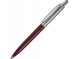 Ручка шариковая Celebrity Карузо, бордовый/серебристый