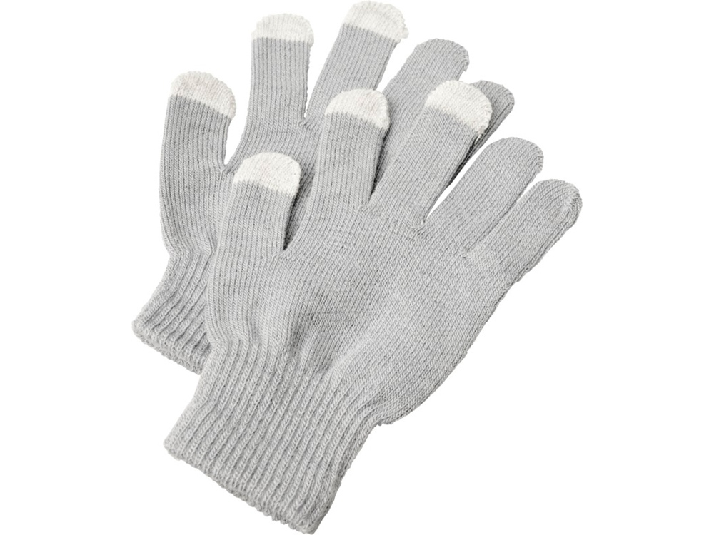 Сенсорные перчатки Billy, светло-серый
