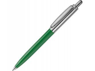 Ручка шариковая Celebrity Карузо, зеленый/серебристый