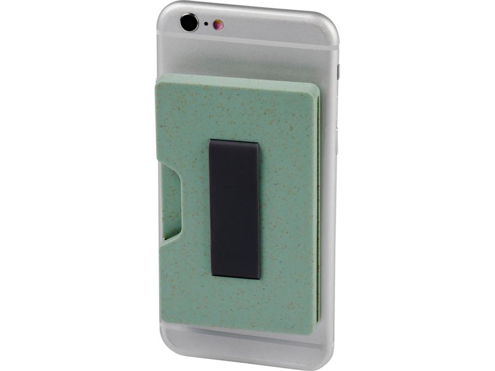 Чехол для карт Grass RFID,  мятный
