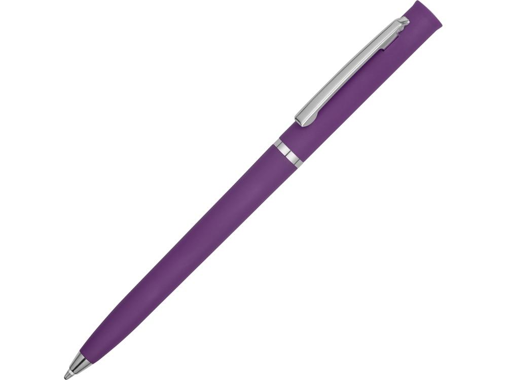 Ручка шариковая Navi soft-touch, фиолетовый
