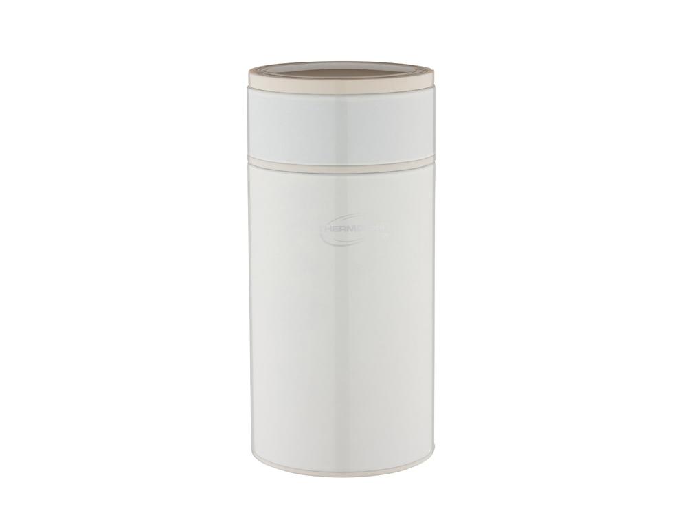 Термос из нерж. стали для еды тм ThermoCafe Arctic-1000FJ, 1.0L, белый