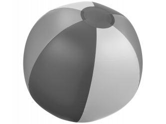Мяч надувной пляжный Trias, серый