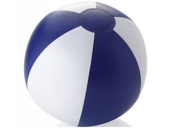 Пляжный мяч Palma, синий/белый