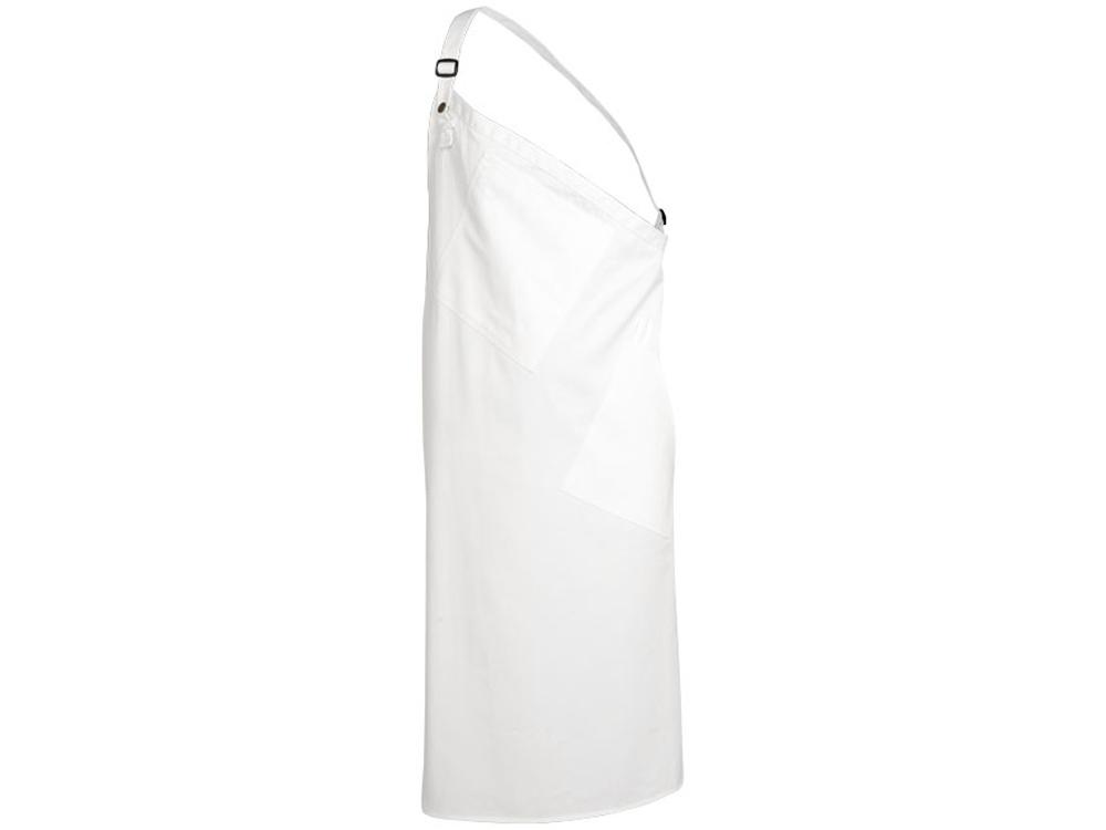 Асимметричный фартук Andria, белый