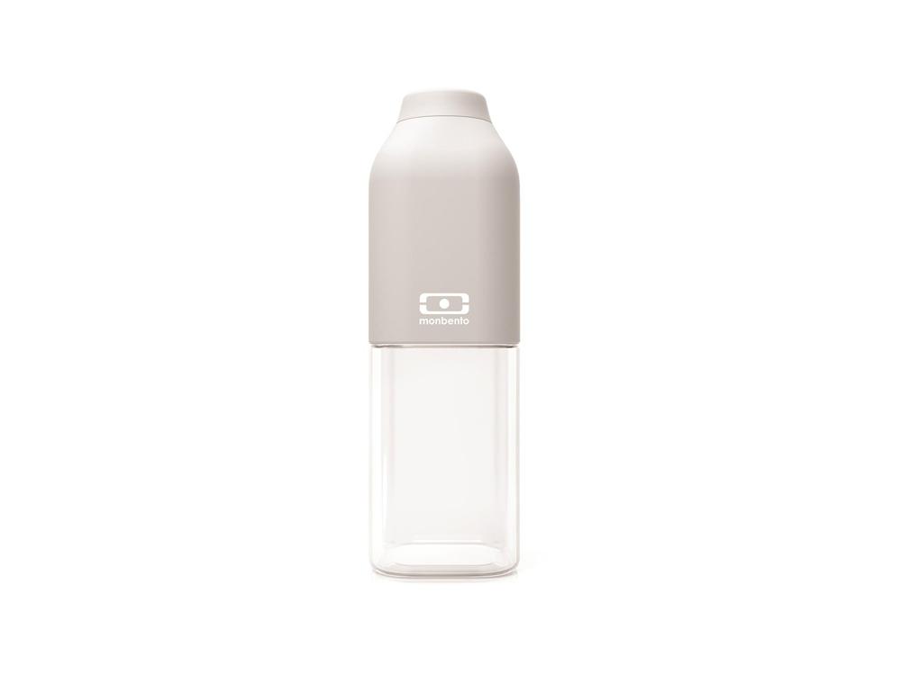 Бутылка спортивная MB Positive 0,5 л, светло-серый