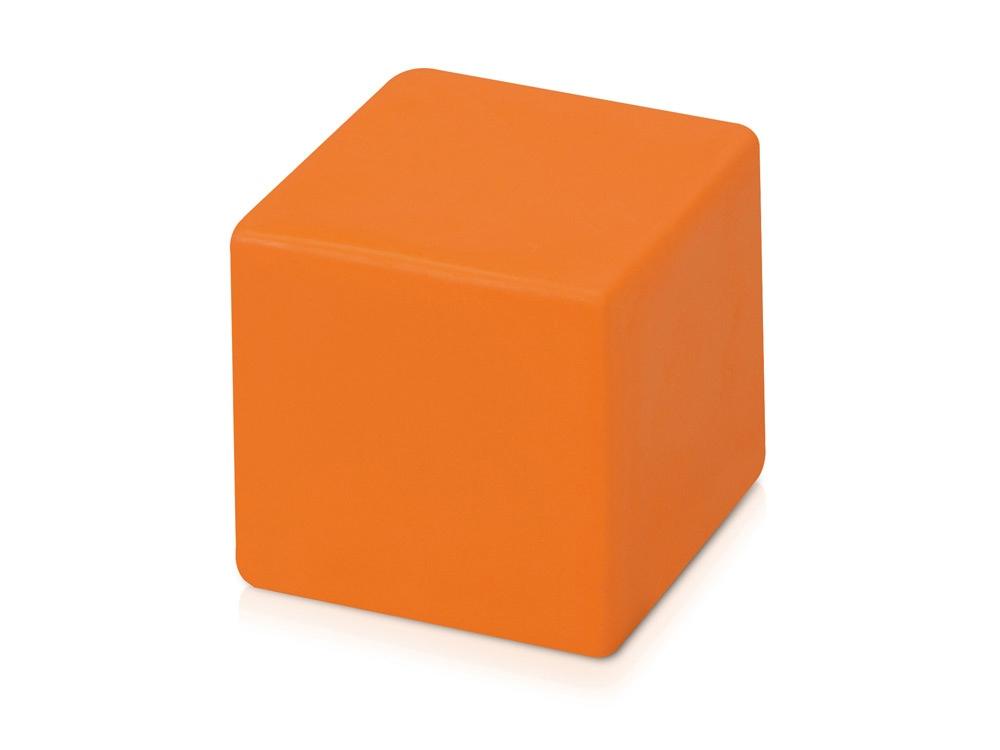 Антистресс Куб, оранжевый (Р)