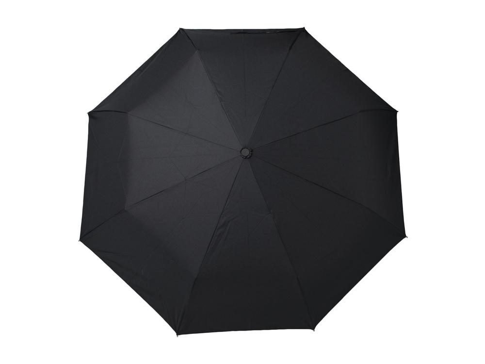 Складной зонт Hamilton Black