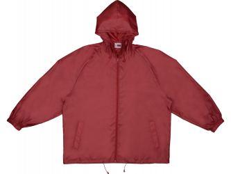 Ветровка Promo мужская с чехлом, красный