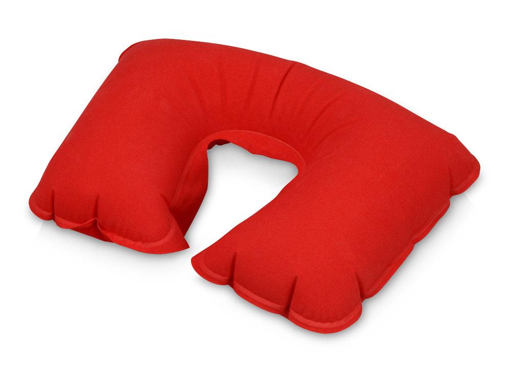 Подушка надувная Сеньос, красный (Р)