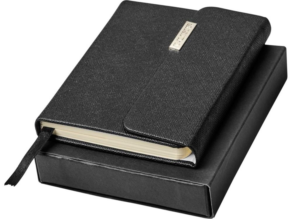 Карманный блокнот Sonata, черный