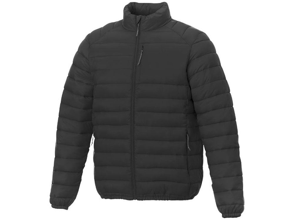 Мужская утепленная куртка Atlas, черный
