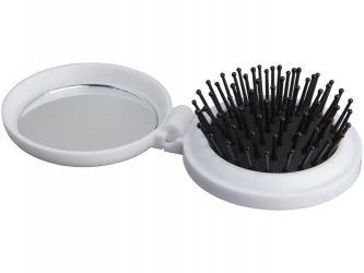 Складная щетка для волос, белый