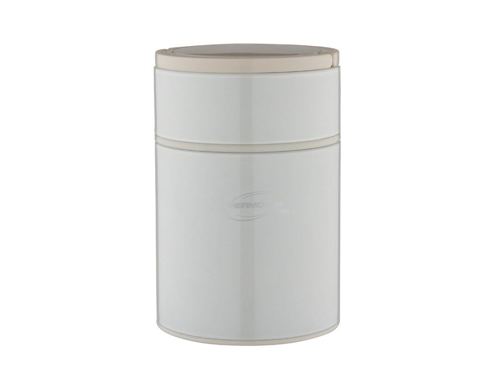 Термос из нерж. стали для еды тм ThermoCafe Arctic-500FJ, 0.5L, белый