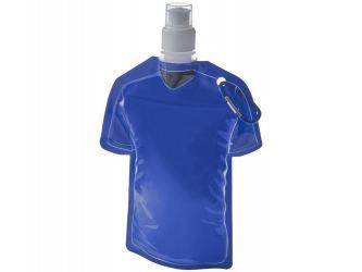 Емкость для воды в виде футболки Goal, синий