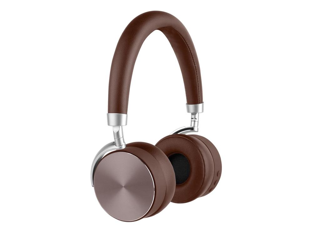 Наушники Rombica Mysound BH-12 Brown