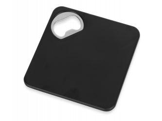 Подставка для кружки с открывалкой Liso, черный